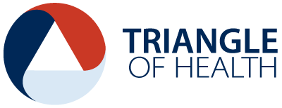 Triangle of health Logo